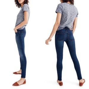 Madewell Skinny Roadtripper Jeans
